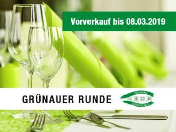 Abendveranstaltung Grünauer Runde 22.03.2019
