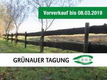 Ticket Grünauer Tagung Vorverkauf  21.-23.03.2019